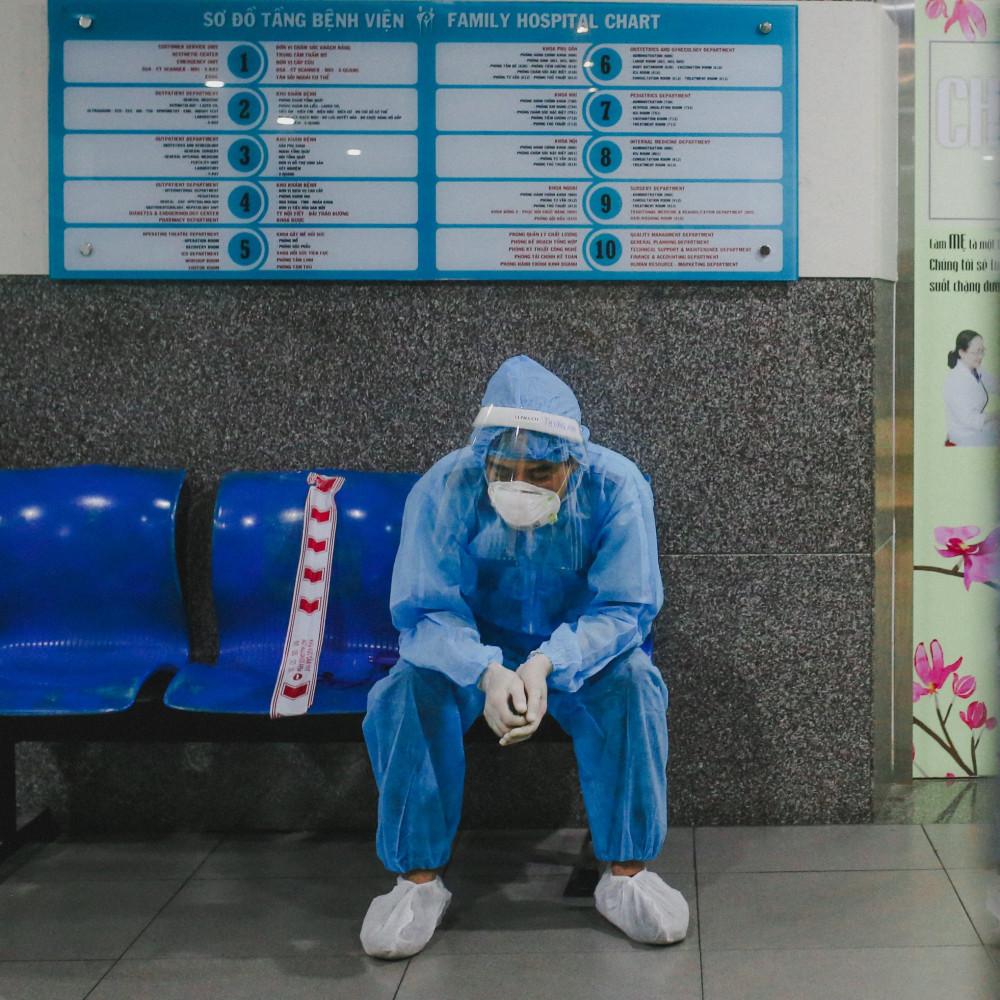 Nhân viên y tế Bệnh viện Gia đình