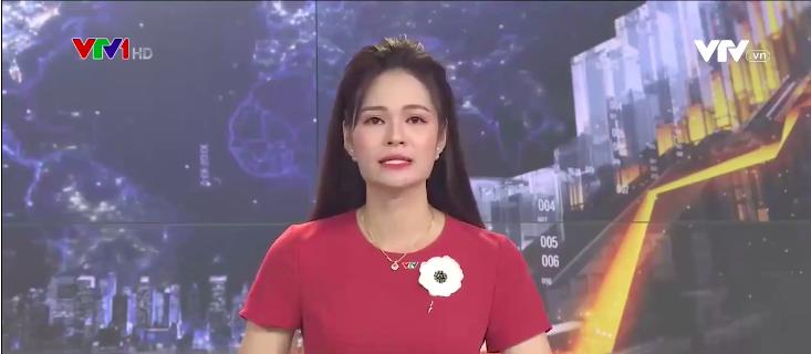 BTV Thu Hương thay mặt VTV xin lỗi về sự cố vừa qua