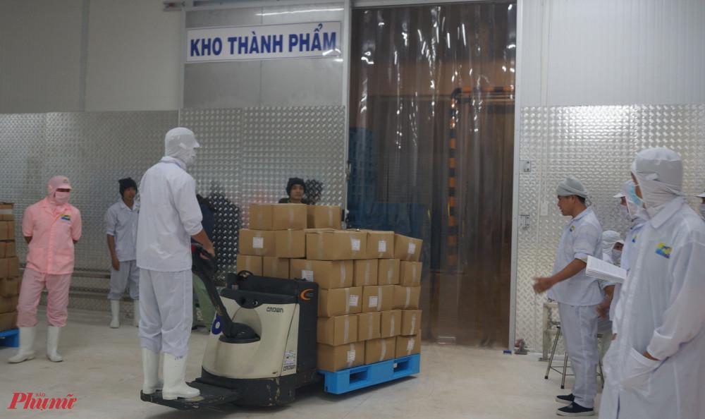 Các doanh nghiệp chế biến, xuất khẩu thực phẩm được khuyến cáo chủ động cập nhật yêu cầu, biện pháp kiểm soát mới của các thị trường nhập khẩu