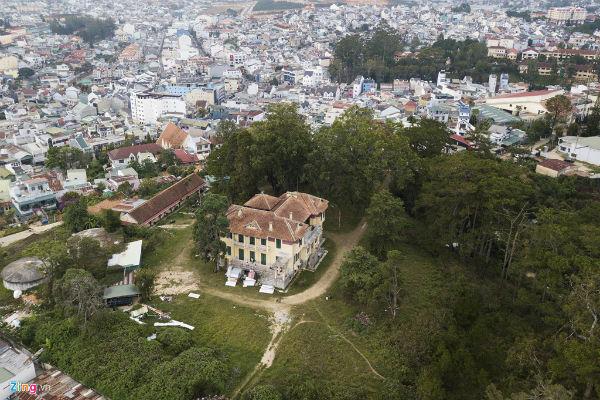 Khu đồi Dinh - vị trí đắc địa để ngắm Đà Lạt từ trên cao, cũng là mảng xanh hiếm hoi ở trung tâm Đà Lạt