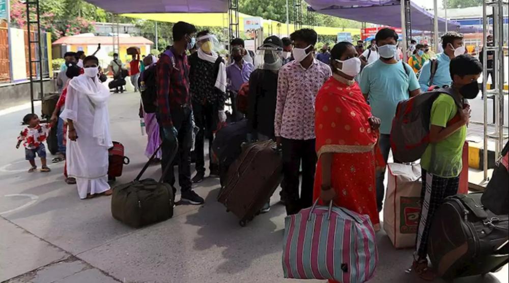 Khoảng 5,8 triệu người Ấn Độ có thể đã nhiễm SARS-CoV-2 mà không có triệu chứng