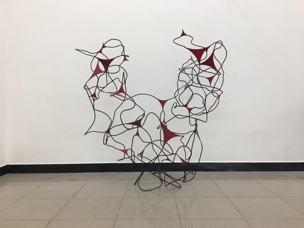 Tác phẩm của nghệ sĩ Yến Năng