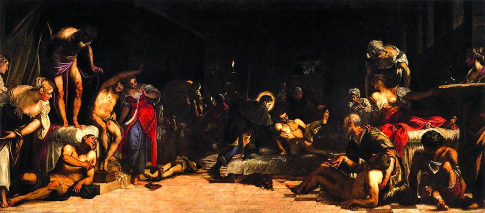 Một trong những kiệt tác của danh họa Tintoretto