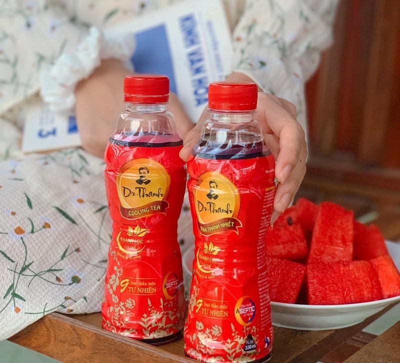 Trên nhiều kênh thông tin, trà Dr Thanh được quảng cáo như thực phẩm phòng ngữa, hỗ trợ điều trị COVID-19