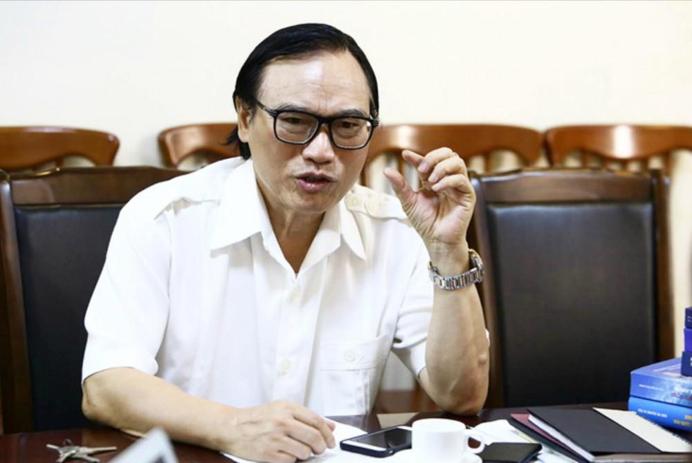 Giáo sư - tiến sĩ - luật sư Nguyễn Bá Diến