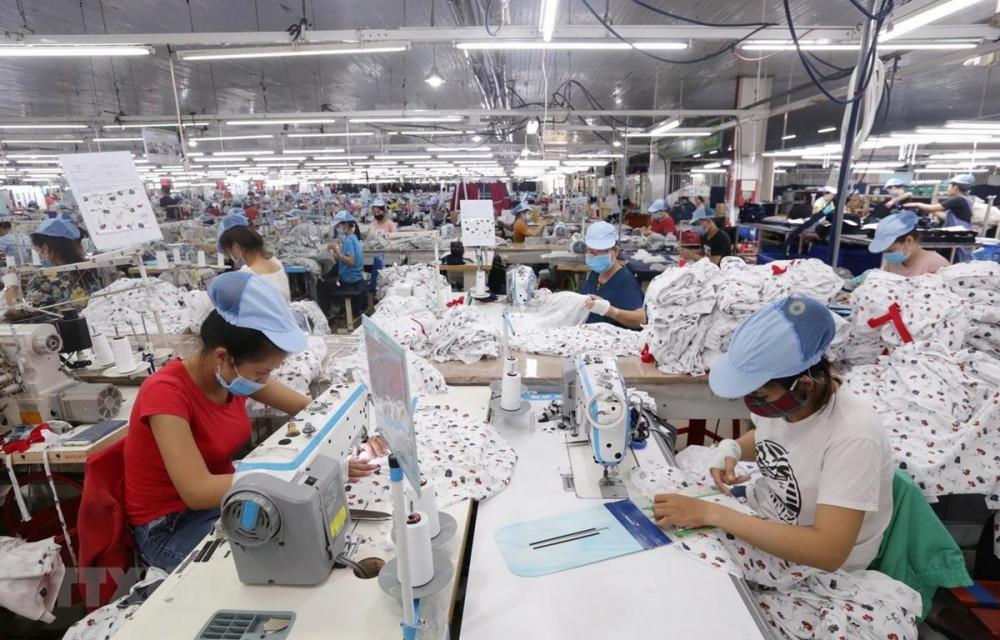 Dệt may là một trong những sản phẩm VN xuất khẩu sang EU bị áp dụng phòng vệ thương mại cao
