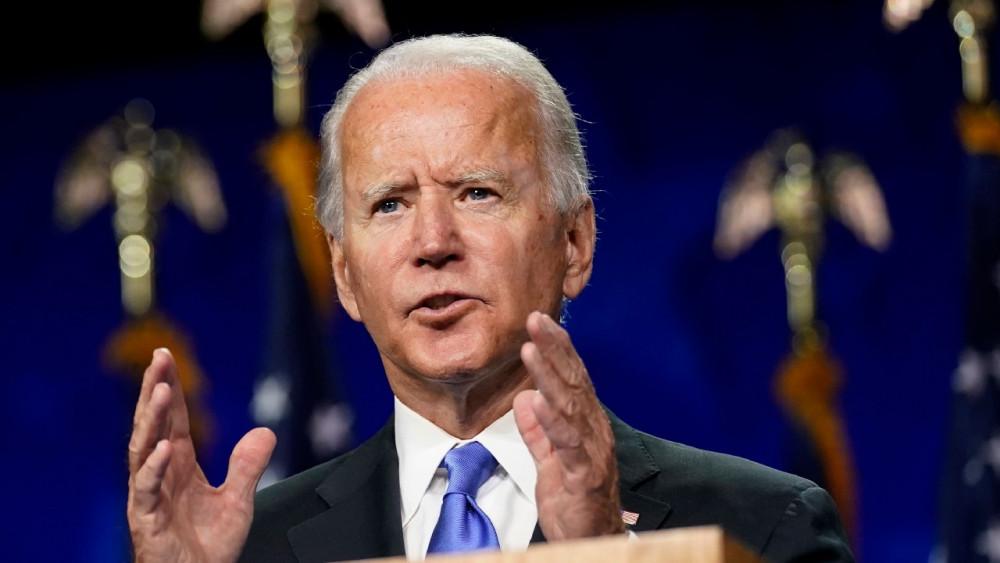 Joe Biden tuyên bố sẽ chấm dứt sự phụ thuộc của Mỹ vào thiết bị y tế Trung Quốc.