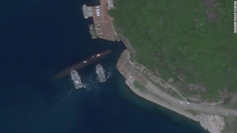 Trung Quốc được cho là đang sở hữu hạm đội tàu ngầm gồm 6 chiếc Type 093.