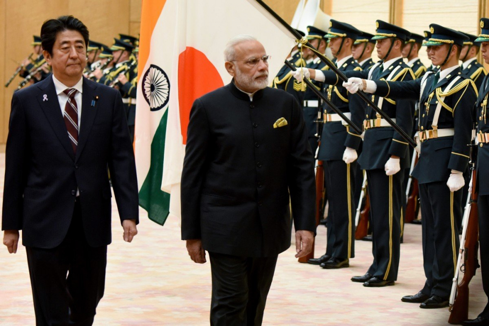 Bộ Kinh tế, Thương mại và Công nghiệp Nhật Bản đã thảo luận ý tưởng về Sáng kiến khả năng phục hồi chuỗi cung ứng với chính phủ Ấn Độ khoảng một tháng trước và các cuộc đàm phán không chính thức đang diễn ra. Ảnh: AFP