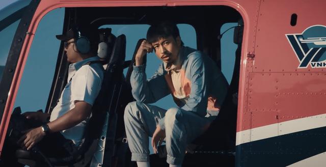 Rapper Đen Vâu vừa cho ra mắt MV Trời hôm nay nhiều mây cực nhận được nhiều tình cảm từ khán giả