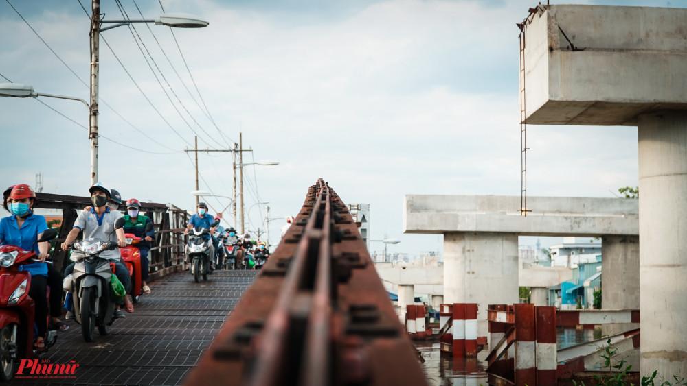 Dự án xây dựng cầu Long Kiểng dài 318m, rộng 15 m và đường hai đầu cầu 661m với kinh phí đầu tư 557,3 tỉ đồng. Theo kế hoạch ban đầu dự án sẽ hoàn thành vào tháng 1/2020 đã không thực hiện được.
