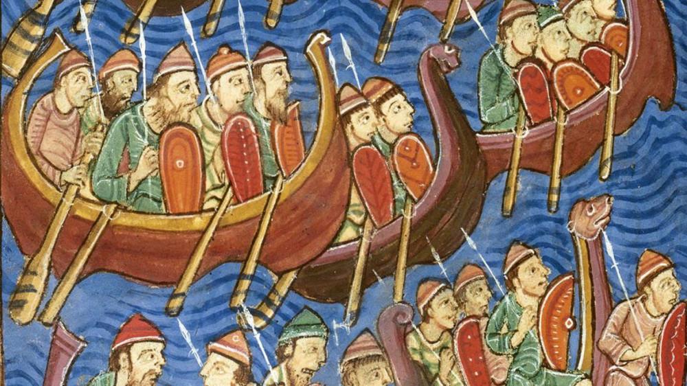 Người Viking được xem là những chiến binh hung dữ với những cuộc chinh phạt khắp châu Âu - Ảnh: Getty Images