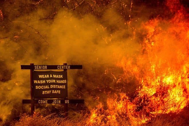 Ít nhất 49 người thương vong sau thảm họa cháy rừng tại California.