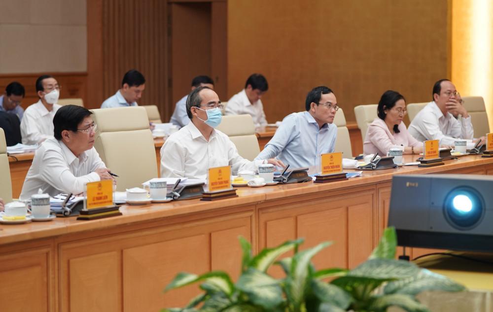 Ban Thường vụ Thành ủy TPHCM