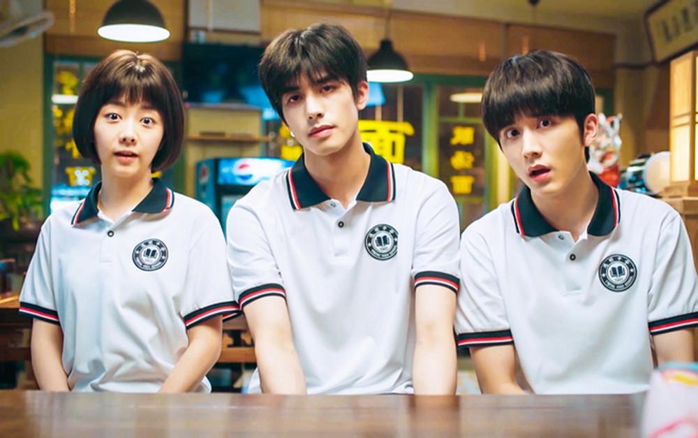 """Ba diễn viên chính trong phim là Đàm Tùng Vận, Tống Uy Long và Trương Tân Thành từng chia sẻ về """"đường chín đoạn"""""""