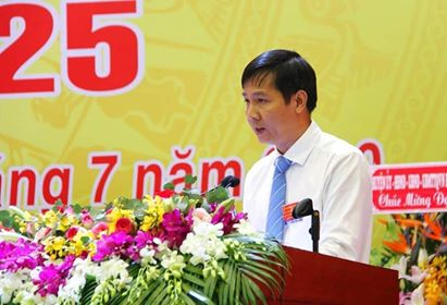 Ông Nguyễn Thành Tâm - Phó bí thư Thường trực Tỉnh ủy, Chủ tịch HĐND tỉnh đã được Hội nghị bầu giữ chức Bí thư Tỉnh ủy Tây Ninh