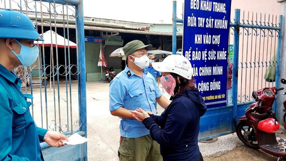 Nhiều ca nhiễm cộng đồng những ngày gần đây được phát hiện ở Đà Nẵng có liên quan đến các chợ