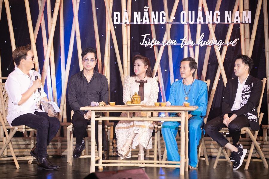 NS ƯT Hoài Linh, NS ƯT Thoại Mỹ, ca sĩ Ngọc Sơn