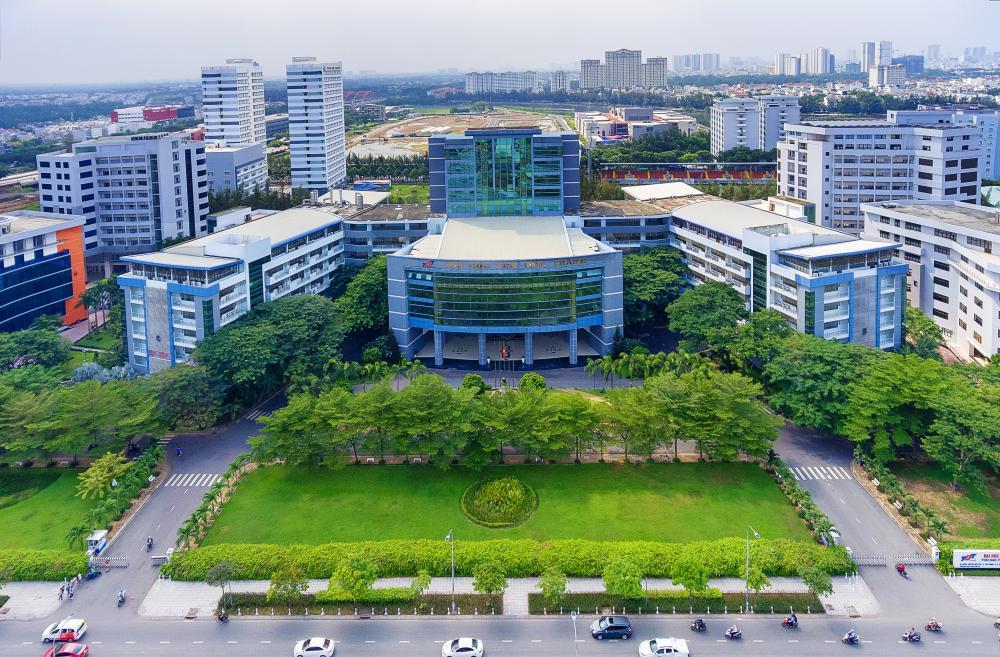 Trường ĐH Tôn Đức Thắng là một trong những trường đại học Việt Nam lọt vào các bảng xếp hạng đại học quốc tế