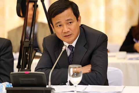 Ông Danh về công tác tại trường ĐH Tôn Đức Thắng từ 1999 đến nay