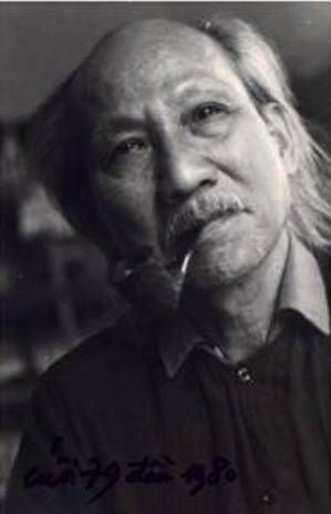 Nhà văn Nguyễn Tuân từng giằng xé với Chùa đàn