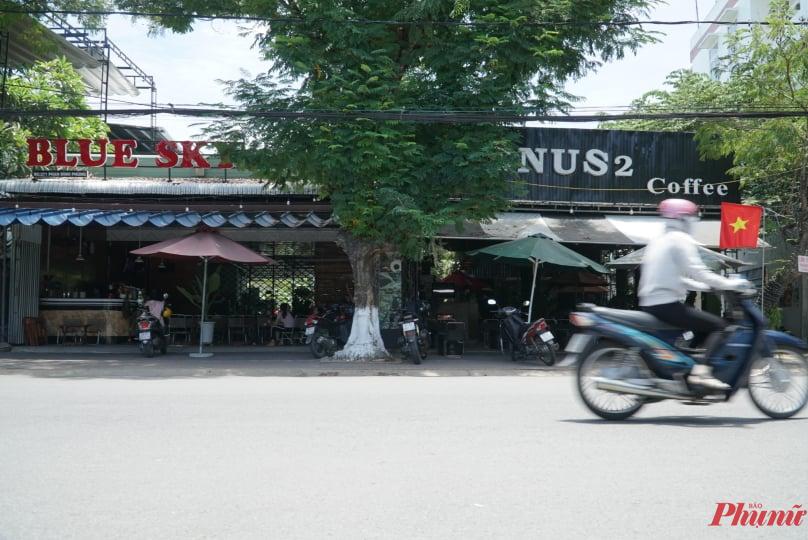 Một số quán cà phê ở Quảng Ngãi đã hoạt động trở lại bình thường sau quyết định nới lỏng giãn cách xã hội