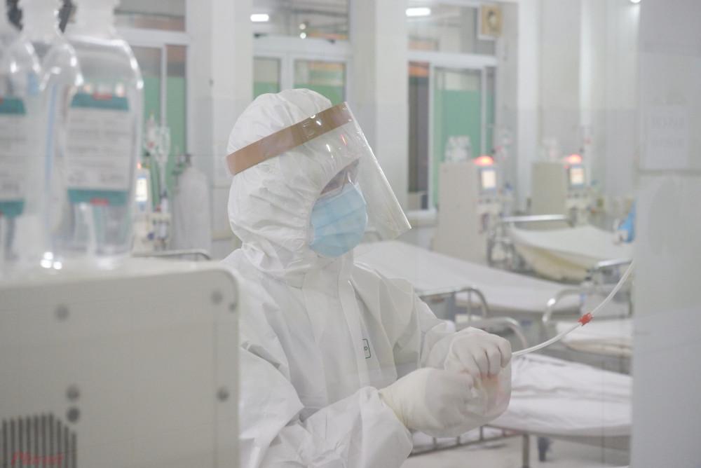 Bệnh viện sẽ hoạt động 30% công suất so với trước đây để đảm bảo phòng chống dịch COVID-19
