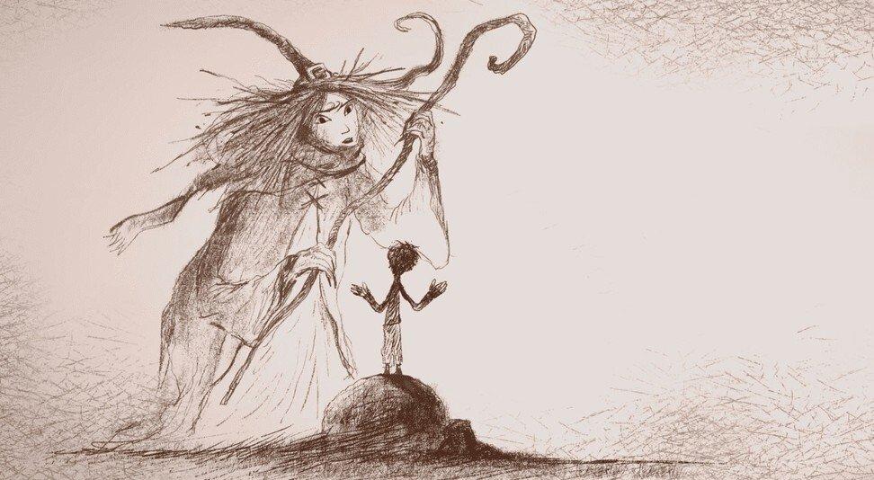 Những câu chuyện cổ tích tàn khốc, kỳ quặc trong phim được xuất bản thành sách
