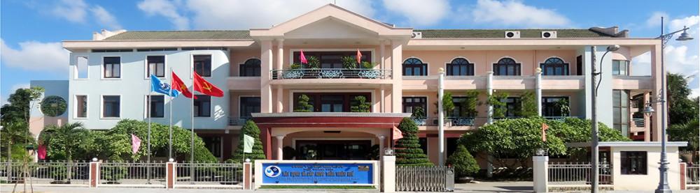 Trụ sở Công ty Cổ phần Cấp nước Thừa Thiên - Huế