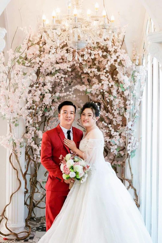 Nguyễn Huân và Trần Ngọc Huyền đã kịp thành vợ thành chồng trước khi dịch COVID-19 quay trở lại