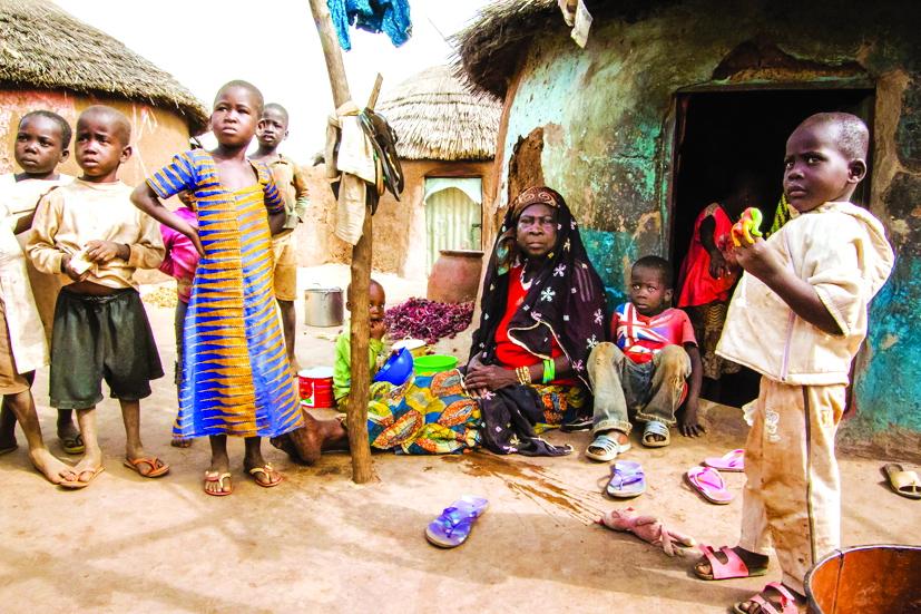 """Bên trong một """"trại phù thủy"""" ở Ghana, Tây Phi - Ảnh: Vice"""