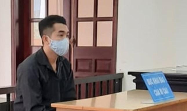 Nguyễn Ngọc Quang tại tòa sáng 27/8/2020