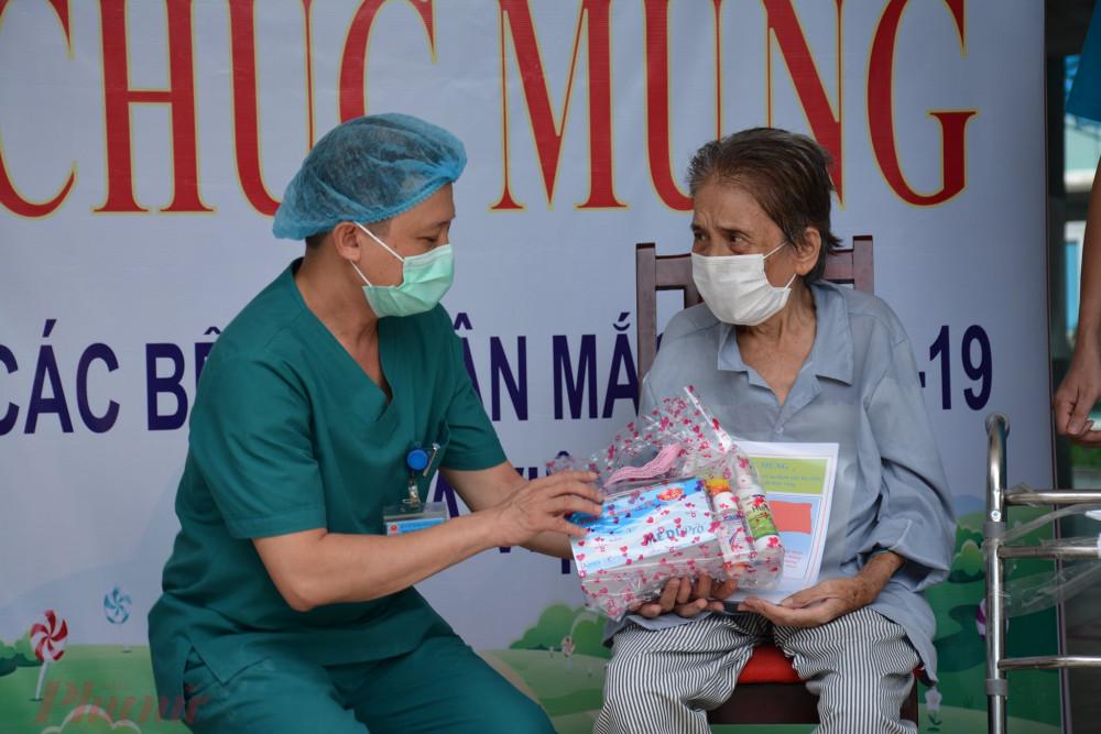 Bệnh nhân 574 người Quảng Ngãi