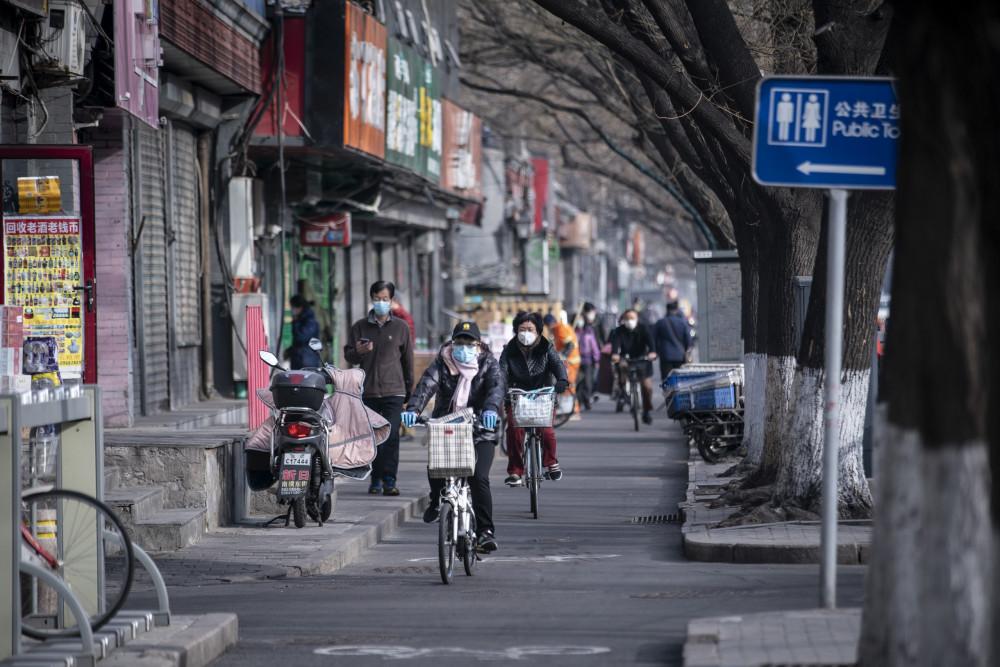sống ở Bắc Kinh và quan sát thì cảm nhận rất rõ rằng, con người ở đó không có ý thức về sinh mệnh hay thân phận