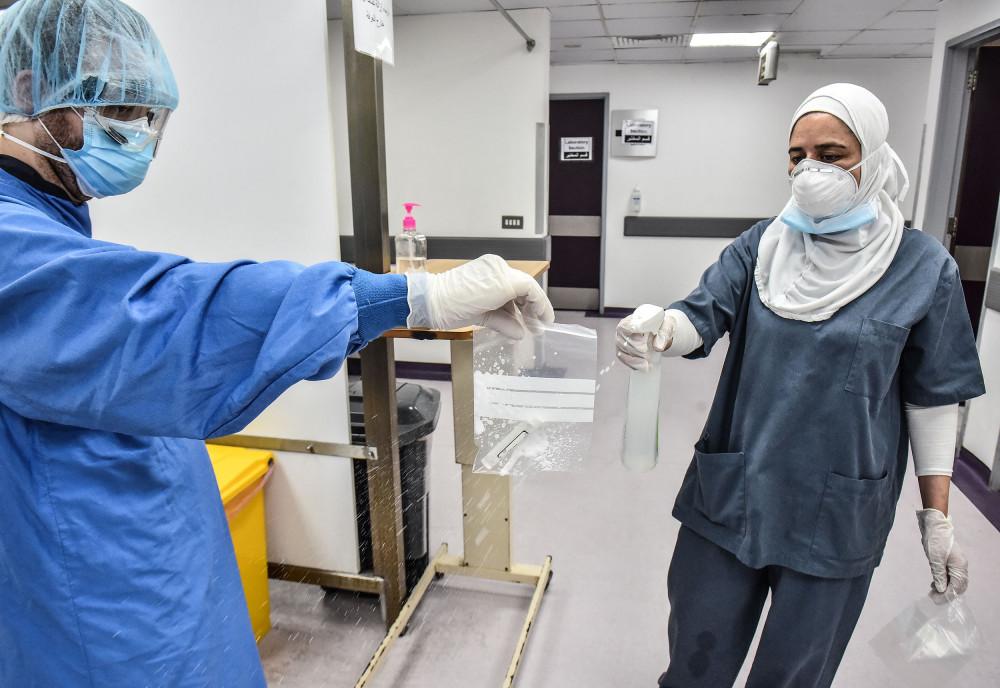 Tổ chúc Y tế Thế giới (WHO) kêu gọi tăng cường xét nghiệm COVID-19 nhằm kiểm soát dịch bệnh.