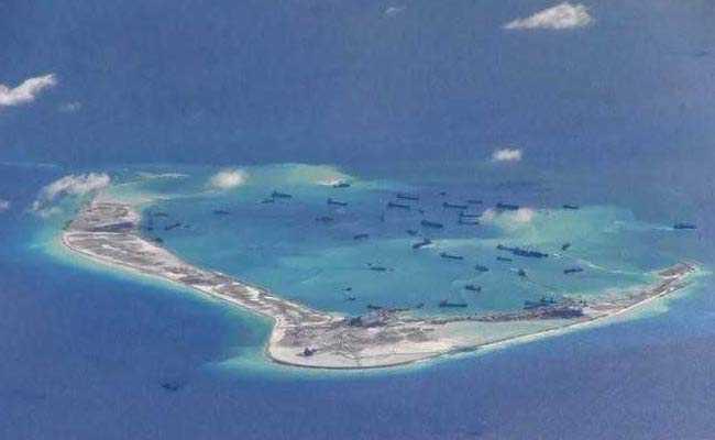 Lầu Năm Góc chỉ trích các vụ phóng tên lửa của Trung Quốc ở Biển Đông.