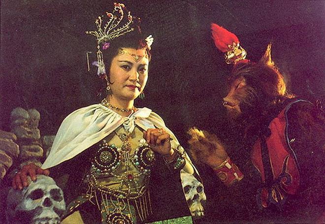 Trần A Hỉ lồng tiếng cho nhiều nhân vật nữ trong Tây du ký