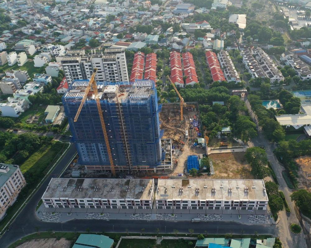 Sau một năm 'nóng sốt, giá căn hộ Bình Dương sắp đuổi kịp TPHCM, người nhiều người không khỏi giật mình