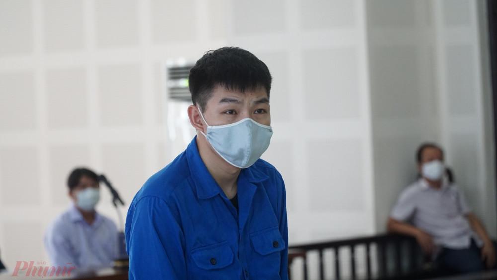 Bị cáo Chen Xian Fa