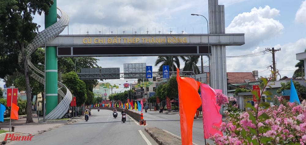 Củ Chi là đơn vị đầu tiên của Thành phố hoàn thành Chương trình xây dựng Nông thôn mới giai đoạn 1