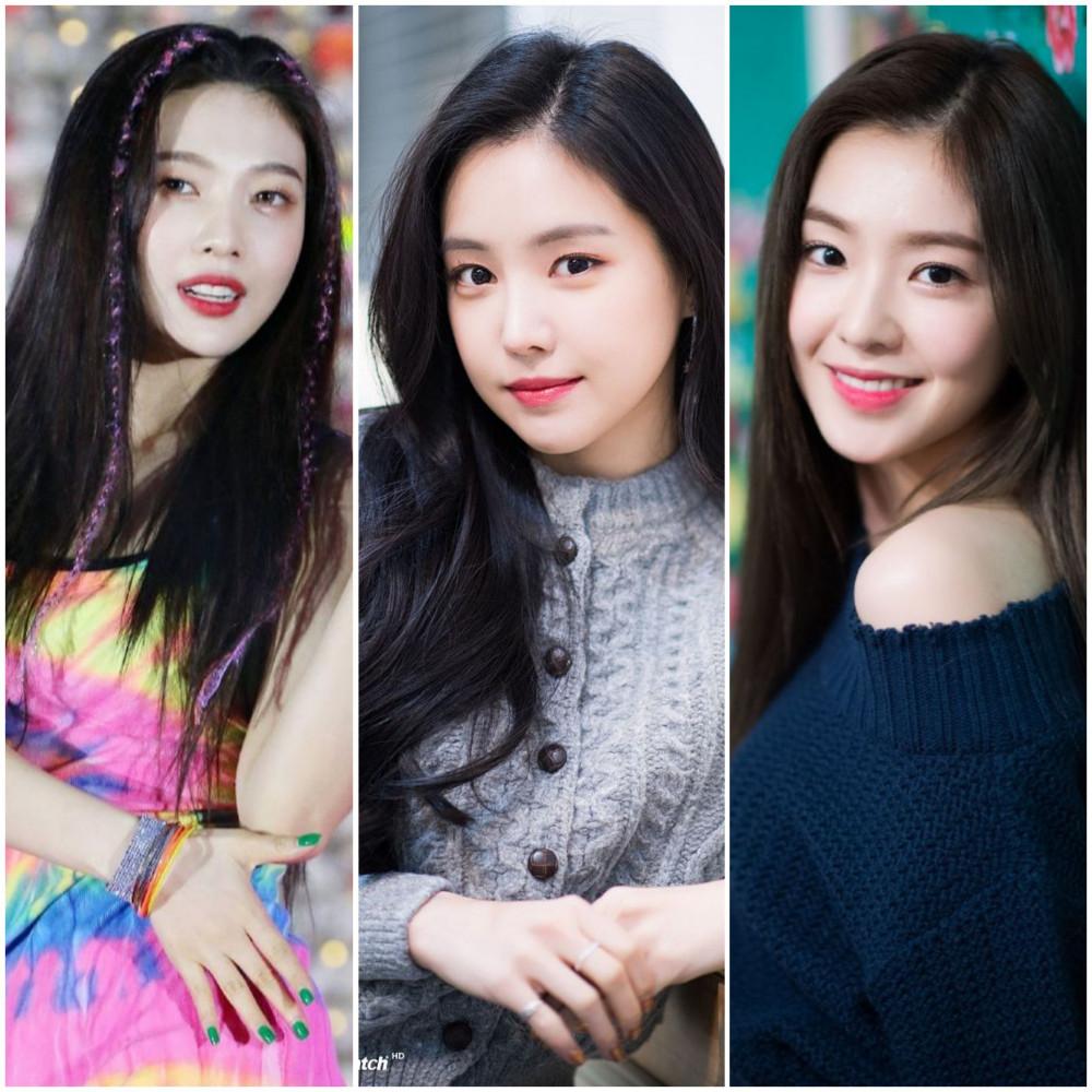 Joy, Naeun và Irene vương stranh cãi vô lý.