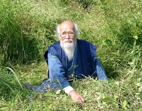 Lão nông người Nhật Bản Masanobu Fukuoka
