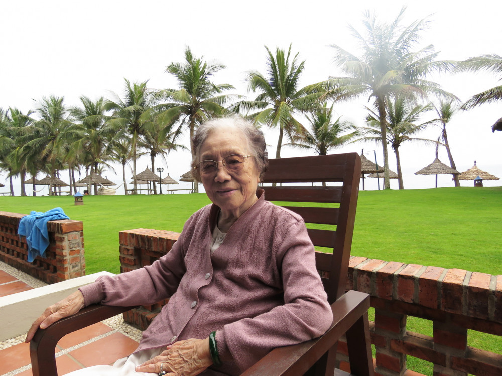 Bà Nguyễn Thị Bình