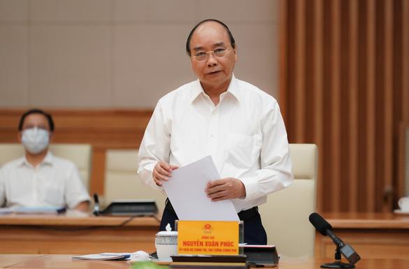Thủ tướng đề nghị xử lý ngay việc mở lại đường bay thương mại giữa Việt Nam với Hàn Quốc, Nhật Bản - Ảnh: Chinhphu.vn