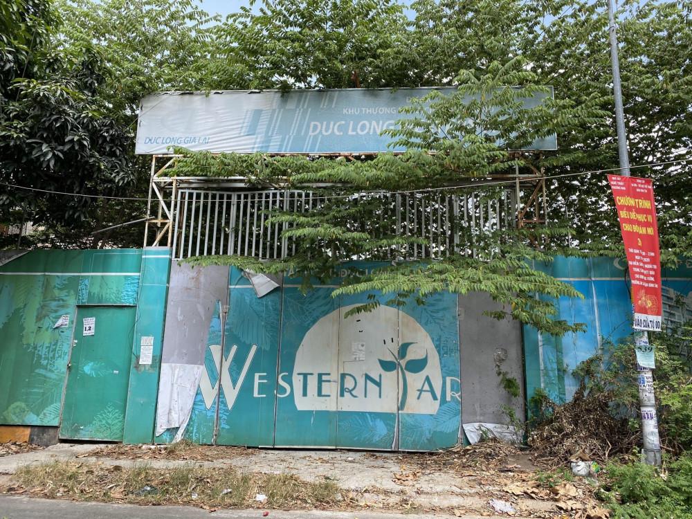 Đóng tiền cọc mua nhà dự án Western Park gần 3 năm chủ đầu tư vẫn chưa ký hợp đồng mua bán và cũng không có dấu hiệu triển khai dự án