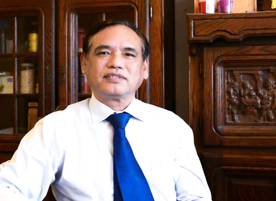 Thiếu tướng Nguyễn Hồng Quân - nguyên Phó viện trưởng Viện chiến lược quốc phòng
