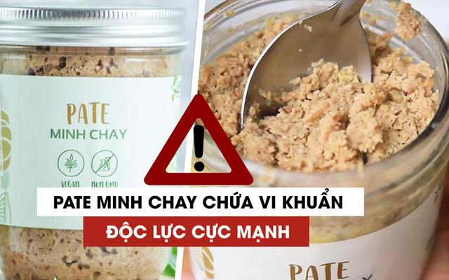 Sản phẩm pate Minh Chay. Ảnh: internet