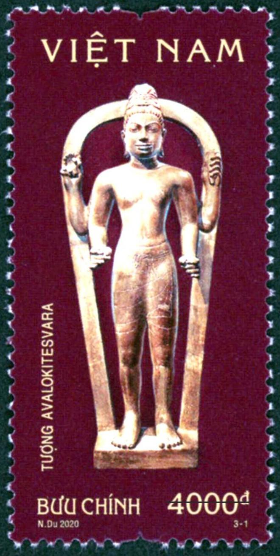 Mẫu tem thứ nhất
