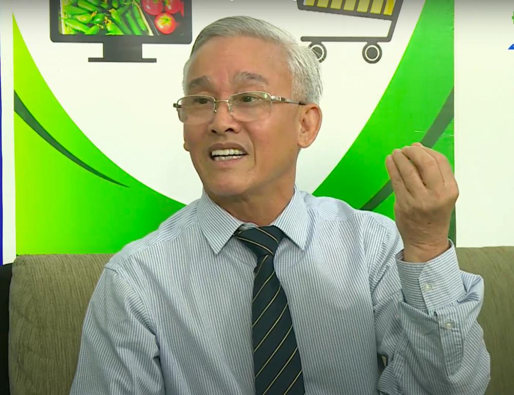 Ông Phạm Thái Bình - TGĐ Trung An.