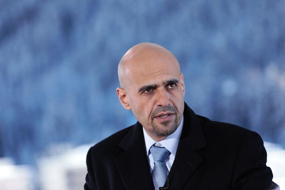 Cựu Bộ trưởng Tài chính Anas Al-Saleh, người đã nhìn thấy trước và cảnh báo về tương lai của cường quốc dầu mỏ Kuwait - Ảnh: Bloomberg